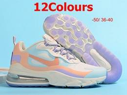 Women Nike Air Max 270 2 Running Shoes Running Shoes 12 Colours