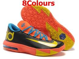Mens Nike Air Max Kd 6 Running Shoes 8 Colours
