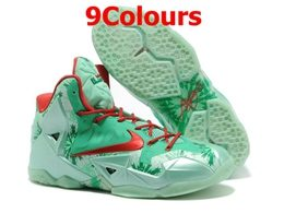 Mens Nike Lebron 11 P.s Basketball Shoes 9 Colours