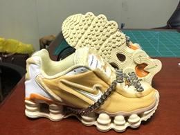 Women Nike Air Shox Tl 2 Running Shoes One Colour