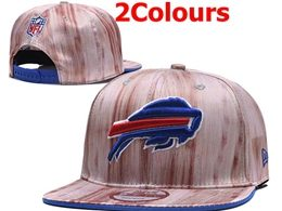 Mens Nfl Buffalo Bills Gray&pink Snapback Adjustable Hats 2 Colors