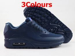 Mens Nike Air Max 90 Hyp Qs Running Shoes 3 Colours
