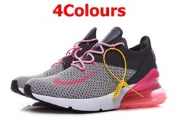 Women Nike Air Max 270 Flyknit Running Shoes 4 Colours