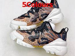 Mens And Women D-connect 19ss Show Running Shoes 5 Colors