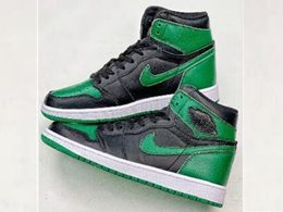 Mens Air Jordan 1 High Og Basketball Shoes One Color