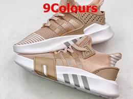 Women Adidas Eqt Bask Adv Running Shoes 9 Colours