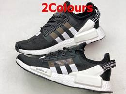 Mens And Women Adidas Nmd R-1 Running Shoes 2 Colors