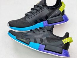 Mens Adidas Nmd R-1 Running Shoes One Color