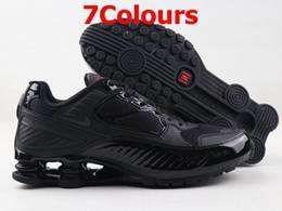 Mens Nike Shox Enigma Running Shoes 7 Colours