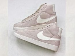 Mens And Women Nike Air Max Blazer Mid Running Shoes One Color