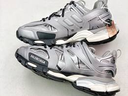 Mens And Women Balenciaga Track Trainers Running Shoes One Color