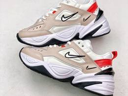 Women Nike M2k Tekno Running Shoes One Color
