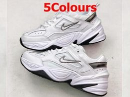 Mens And Women Nike M2k Tekno Running Shoes 5 Colors