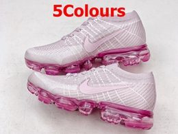 Women Nike Air Vapormax Flyknit Running Shoes 5 Colors