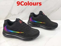 Mens Nike 95+720 Running Shoes 9 Colors