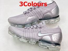 Mens Nike Air Vapormax Flyknit 2.0 Running Shoes 3 Colors