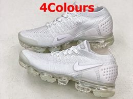 Mens And Women Nike Air Vapormax Flyknit 2.0 Running Shoes 4 Colors