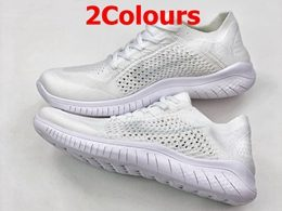 Mens And Women Nike Air Free Rn Flyknit 2018 Running Shoes 2 Colors