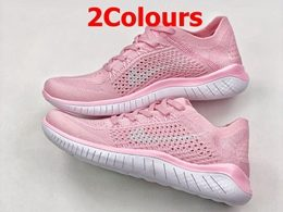 Women Nike Air Free Rn Flyknit 2018 Running Shoes 2 Colors