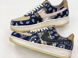 Mens And Women Nike Air Force 1 Running Shoes One Color