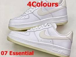 Mens And Women Nike Air Force 1 New Running Shoes 4 Colors