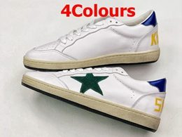 Mens And Women Ggdb Golden Goose Super Star Running Shoes 4 Colors