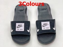 Mens And Women Nike Air Max 90 Slide Running Shoes 3 Colors