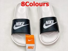Mens And Women Nike Benassi Jdi Logo Running Shoes 8 Colors