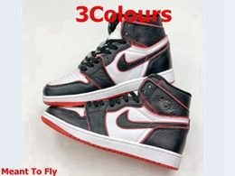 Mens And Women Nike Air Jordan 1 High New Running Shoes 3 Colors