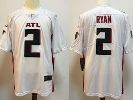Mens Nfl Atlanta Falcons #2 Matt Ryan 2020 White Vapor Untouchable Limited Jersey