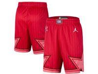 Mens 2020 All Star Nba Mens Nike Red Shorts