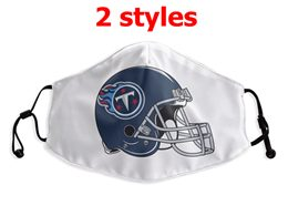 Mens Nfl Tennessee Titans White Face Mask Protection 2 Styles
