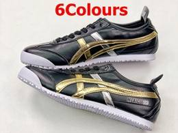 Mens And Women Onitsuka Tiger Mexico 66 Running Shoes 6 Colors