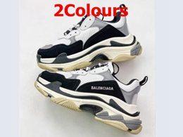 Women Balenciaga Triple New Running Shoes 2 Colors