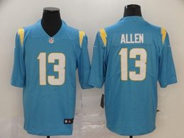 Mens Nfl Los Angeles Chargers #13 Keenan Allen 2020 Light Blue Vapor Untouchable Limited Jersey