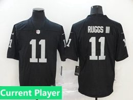 Mens Women Youth Nfl Las Vegas Raiders 2020 Black Current Player Vapor Untouchable Limited Jersey