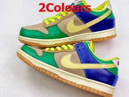 Mens And Women Nike Sb Dunk Low Brooklyn Projects And Appetite For Destruction Running Shoes 2 Colors