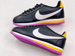 Women Nike Classic Cortez Running Shoes One Color
