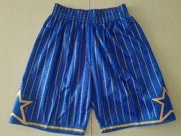 Mens Nba Orlando Magic Blue Limited Edition Shorts