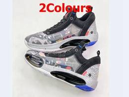 Mens Air Jordan 34 Running Shoes 2 Colors