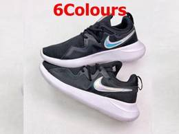 Mens And Women Nike Tessen Summer Running Shoes 6 Colors