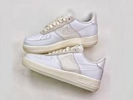 Mens And Women Nike Air Force 1 Low Dna Running Shoes One Color