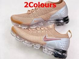 Women Nike Air Vapormax Flyknit 2.0 Running Shoes 2 Colors