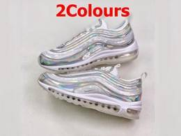 Mens And Women Nike Air Max 97 Running Shoes 2 Colors