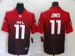 Mens Nfl Atlanta Falcons #11 Julio Jones 2020 Red Vapor Untouchable Limited Jersey