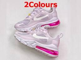 Women Nike Air Max 270 React Running Shoes 2 Colors