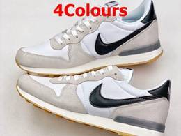 Mens And Women Nike Internationalist Running Shoes 4 Colors
