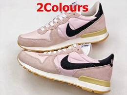 Womens Nike Internationalist Running Shoes 2 Colors