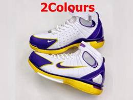 Mens Nike Air Zoom Huarache 2k4 Basketball Shoes 2 Colors
