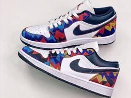 Mens And Women Nike Air Jordan1 Low Aj1 Low Running Shoes One Color